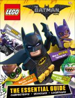 Cover image for LEGO Batman movie : the essential guide