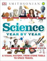 Cover image for Science year by year