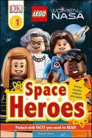 Imagen de portada para LEGO Space heroes