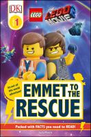 Cover image for Emmet to the rescue : An out-of-this-world adventure