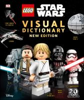 Cover image for LEGO star wars : visual dictionary