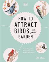 Imagen de portada para How to attract birds to your garden