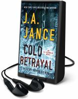 Cover image for Cold betrayal. bk. 10 [Playaway] : Ali Reynolds mystery series