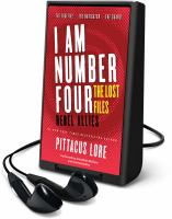 Cover image for Rebel allies. bk. 4 [Playaway] : I am number four. The lost files omnibus