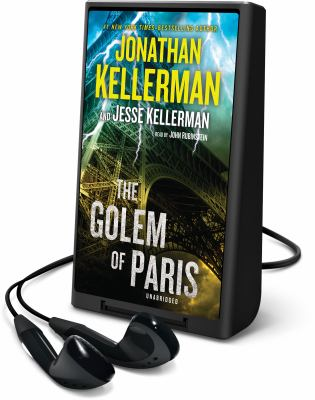 Cover image for The Golem of Paris. bk. 2 [Playaway] : Jacob Lev series