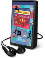 Cover image for Mr. Lemoncello's library olympics. bk. 2 [Playaway] : Mr. Lemoncello series