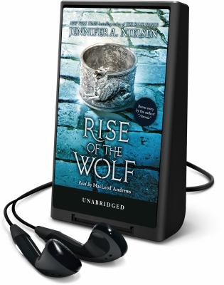 Cover image for Rise of the wolf. bk. 2. [Playaway] : Mark of the thief series