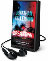 Cover image for Breakdown. bk. 31 [Playaway] : Alex Delaware series