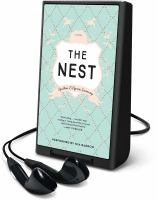 Cover image for The nest [Playaway] : a novel