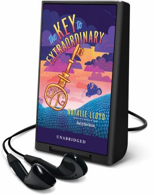 Cover image for The key to extraordinary [Playaway]