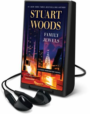 Cover image for Family jewels. bk. 37 [Playaway] : Stone Barrington series