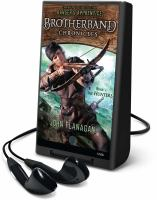 Cover image for The hunters. bk. 3 Ranger's apprentice. Brotherband chronicles series