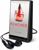 Cover image for Reached. bk. 3 Matched series