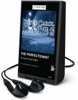 Cover image for The perfectionist the complete play
