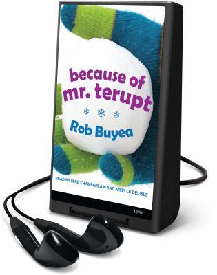 Imagen de portada para Because of Mr. Terupt. bk. 1 Mr. Terupt series