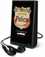 Cover image for Police. bk. 10 Harry Hole series