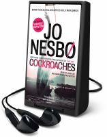 Cover image for Cockroaches. bk. 2 a novel : Harry Hole series