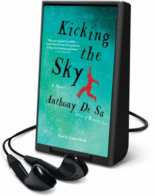 Cover image for Kicking the sky a novel
