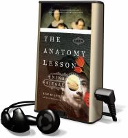 Cover image for The anatomy lesson a novel
