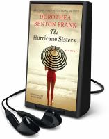 Cover image for The Hurricane Sisters [Playaway]