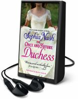 Cover image for The once and future duchess [Playaway]
