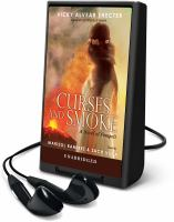 Cover image for Curses and smoke [Playaway] : a novel of Pompeii
