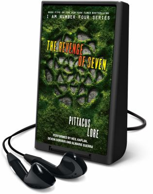 Cover image for The revenge of Seven. bk. 5 [Playaway] : Lorien legacies series