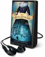 Cover image for The miniaturist [Playaway] : a novel