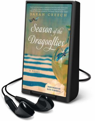 Cover image for Season of the dragonflies [Playaway] : a novel