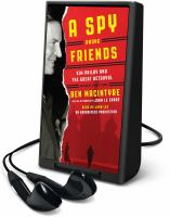 Cover image for A spy among friends [Playaway] : Kim Philby and the great betrayal