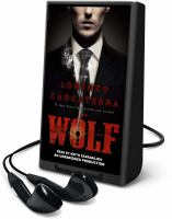 Cover image for The wolf [Playaway] : a novel