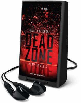 Cover image for Dead zone. bk. 2 [Playaway] : Blackout series
