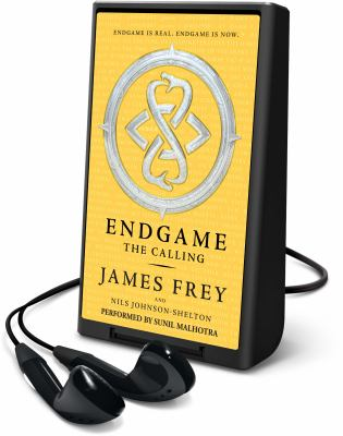 Cover image for The calling. bk. 1 [Playaway] : Endgame series