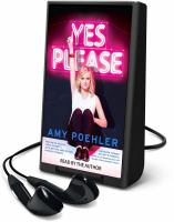 Cover image for Yes please [Playaway]