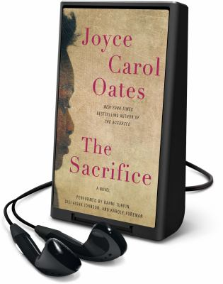 Cover image for The sacrifice [Playaway] : a novel