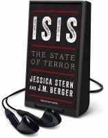 Cover image for ISIS : the state of terror [Playaway]