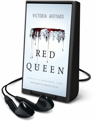 Cover image for Red queen. bk. 1 [Playaway] : Red queen series