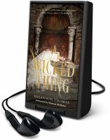 Imagen de portada para A wicked thing. bk. 1 [Playaway] : Wicked thing series
