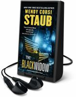 Cover image for The black widow [Playaway]