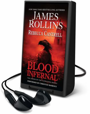 Cover image for Blood infernal. bk. 3 [Playaway] : Order of the Sanguines series