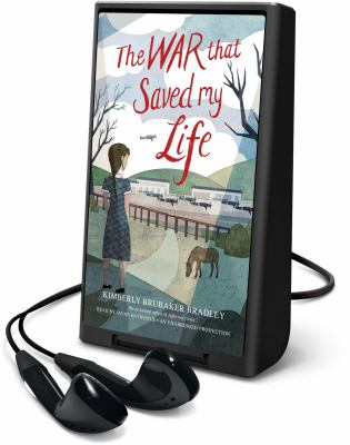 Imagen de portada para The war that saved my life [Playaway]