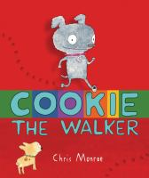 Cover image for Cookie, the walker