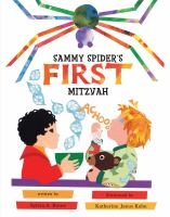 Cover image for Sammy Spider's first mitzvah