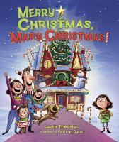 Cover image for Merry Christmas, Mary Christmas!