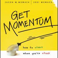Imagen de portada para Get momentum how to start when you're stuck