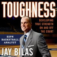Cover image for Toughness developing true strength on and off the court
