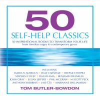 Cover image for 50 self-help classics
