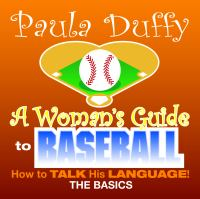 Cover image for Woman's guide to baseball