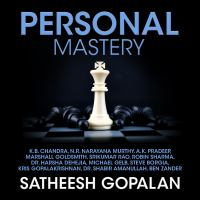 Cover image for Personal mastery