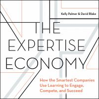 Cover image for The expertise economy how the smartest companies use learning to engage, compete, and succeed